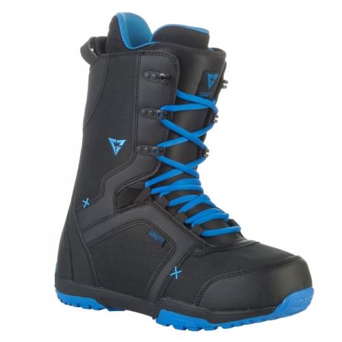 Snowboardové boty Gravity Recon black/blue - VÝPRODEJ