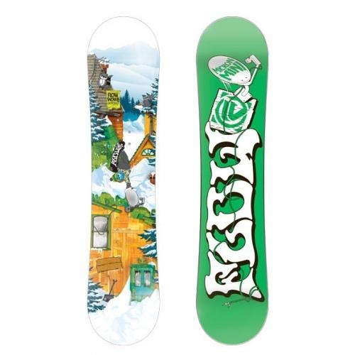 Dětský snowboard Flow Micron Mini pro děti - VÝPRODEJ  af80b6d0ac