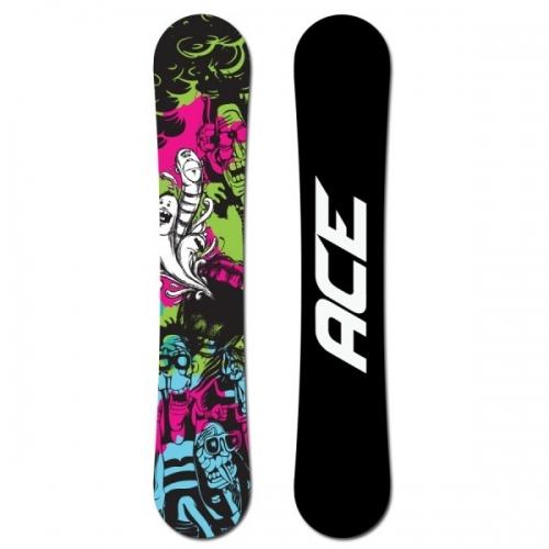 Snowboard Ace Monster pánský i dámský - VÝPRODEJ