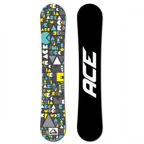 Snowboard Ace Mojo, levné snowboardy - VÝPRODEJ