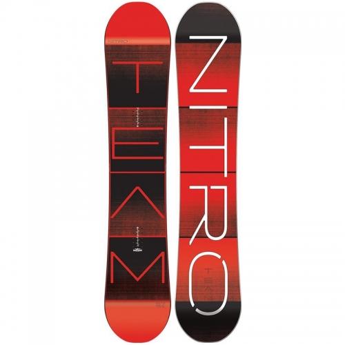 Snowboard Nitro Team Gullwing wide (širší) - AKCE