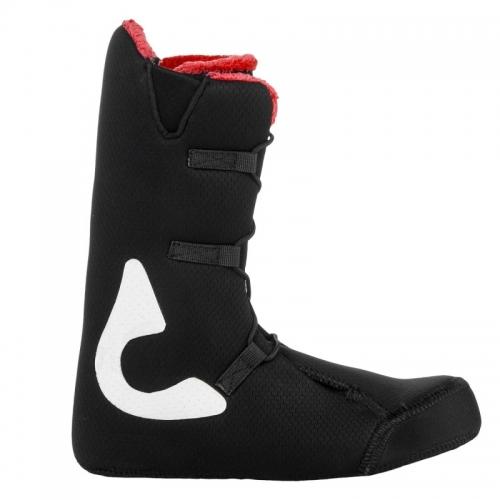 Dámské boty Gravity Aura black/red - VÝPRODEJ