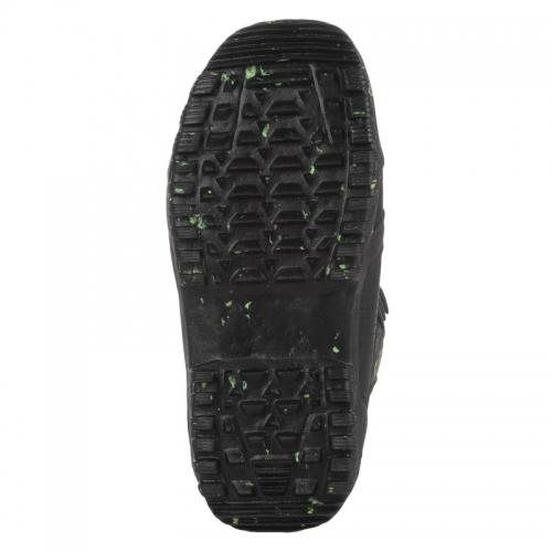 Dětské boty Gravity Micro black/lime - VÝPRODEJ