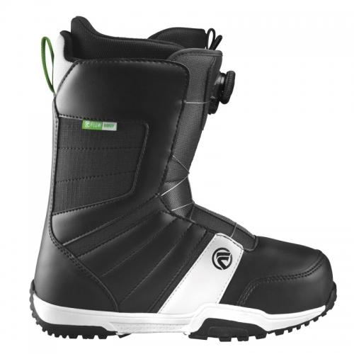 Boty na snowboard Flow Ranger Boa charcoal/white  - VÝPRODEJ