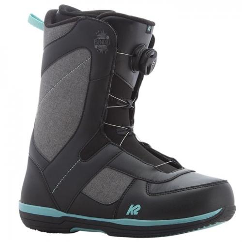 Dámské snowboard boty K2 Sendit BOA, dámská snb obuv se stahovacím kolečkem