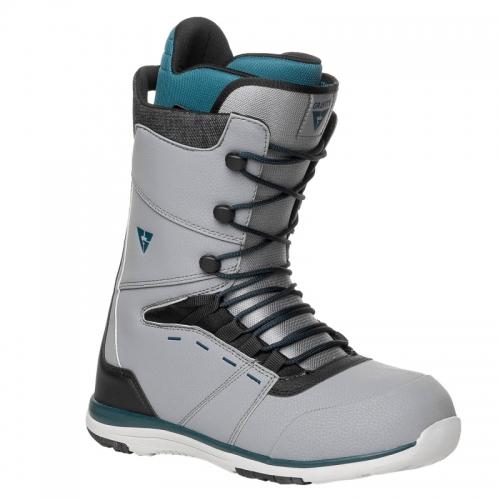 Pánské boty na snowboard Gravity Manual grey/blue - VÝPRODEJ