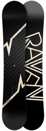 Snowboard komplet Raven Pulse, snowboardový set s botami - VÝPRODEJ