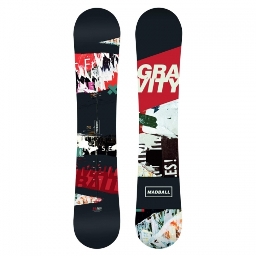 Snowboard Gravity Madball 2018 - VÝPRODEJ