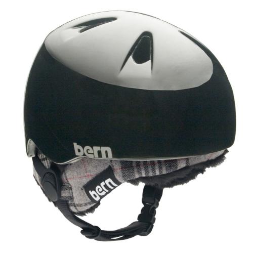 Dětská snowboardová helma BERN, přilba pro kluky, chlapce - VÝPRODEJ