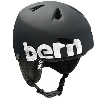 Pánská helma BERN Brentwood audio 6a666d6a42f