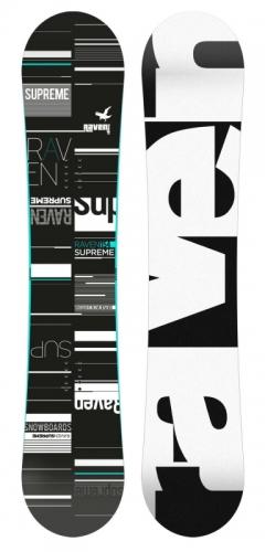 Dámský snowboardový set Raven Supreme (rychlostahovací boty) - VÝPRODEJ