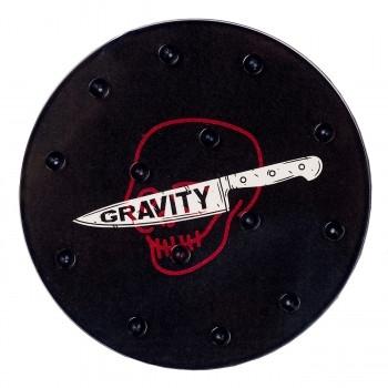 Protiskluzový grip na snowboard Gravity Bandit Mat černý
