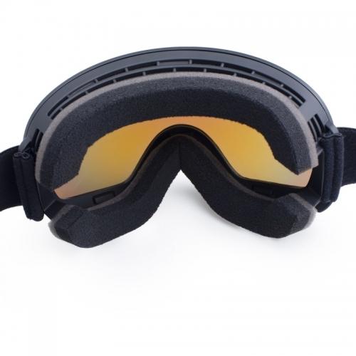 Lyžařské a snowbaordové brýle Woox Opticus Opulentus Dark/Re
