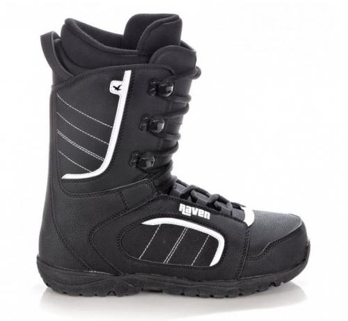 Výhodný a levný snowboard komplet Westige Square s botami - VÝPRODEJ