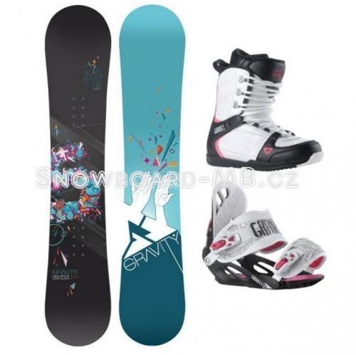 f9d1a1343 Dámský snowboard komplet, snowboardové komplety, snb sety ...