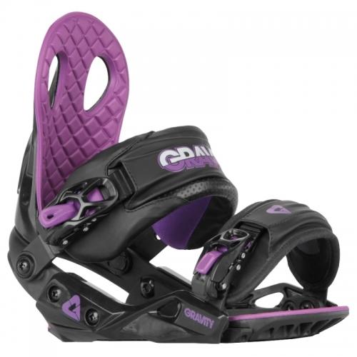 501f2510859 Dámské vázání Gravity G2 Lady black purple černé fialové - VÝPRODEJ ...