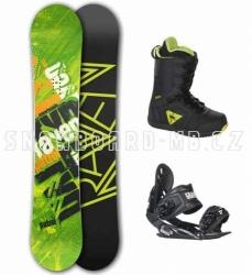 Snowboard komplet Raven Patrol