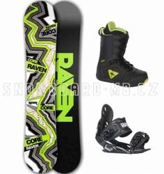 Snowboard komplet Raven Core Carbon