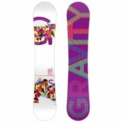Dámský snowboard Gravity Sirene 2015/16