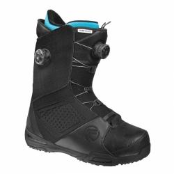 Snowboardové boty Flow Helios Focus black s 2 kolečky na utahování