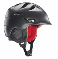 Snowboardová helma Bern Kingston satin gunmetal
