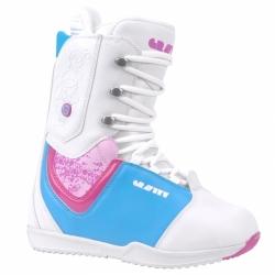 Dámské snowboardové boty Gravity THUNDER white/bílé