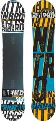Pánský snowboard Nitro Prime Stacked wide široký