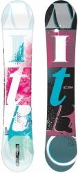 Dámský snowboard Nitro Lectra Bold pink