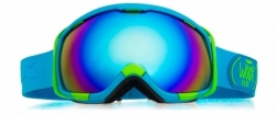 Snowboardové brýle Woox Opticus Magnetus Blue