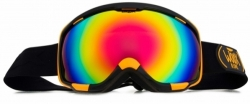 Snowboardové brýle Woox Opticus Magnetus Black