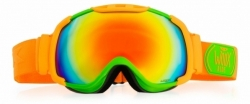Brýle na snowboard Woox Opticus Dictatus Orange