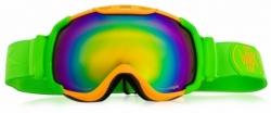Snowboardové brýle Woox Opticus Dictatus Green