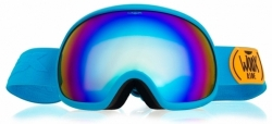 Snowboardové brýle Woox Opticus Basalis blue