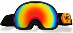 Brýle na snowboard Woox Opticus Basalis black