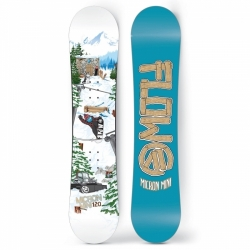 Dětský snowboard Flow Micron Mini pro malé děti