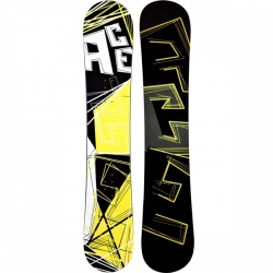 Snowboard Ace Cracker S3