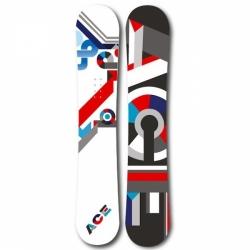 Snowboard Ace Isnobot, univerzální levné snowboardy