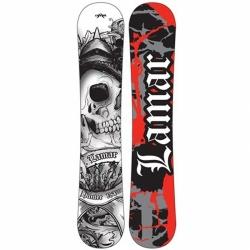 Snowboard Lamar Hunter M