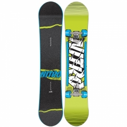 Juniorský snowboard Nitro Ripper Youth