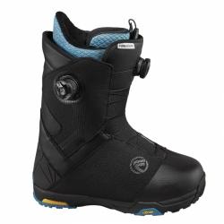 Snowboardové boty Flow Hylite Focus 2 BOA black, nejlepší pánské snb boty s 2 kolečky