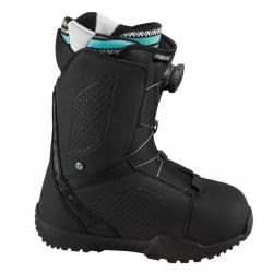 Dámské snowboardové boty Flow Hyku Boa black/černé