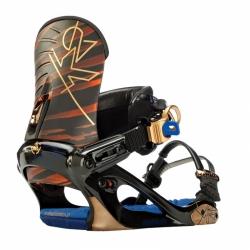 Snowboardové dívčí vázání K2 Auto Agogo LTD