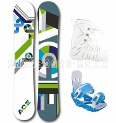 Snowboardový komplet Ace Isnobot S1