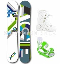 Dámský snowboardový komplet Ace Isnobot S1
