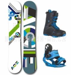Pánský snowboardový komplet Ace Isnobot S1