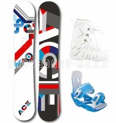 Snowboardový komplet Ace Isnobot S3