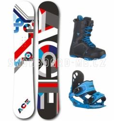 Pánský snowboardový komplet Ace Isnobot S3
