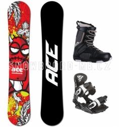 Snowboardový komplet Ace Joker