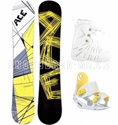 Dámský snowboardový komplet Ace Cracker S2