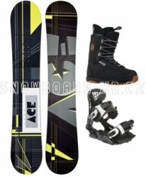 Pánský snowboardový komplet Ace Cracker S2, levné snowboard komplety